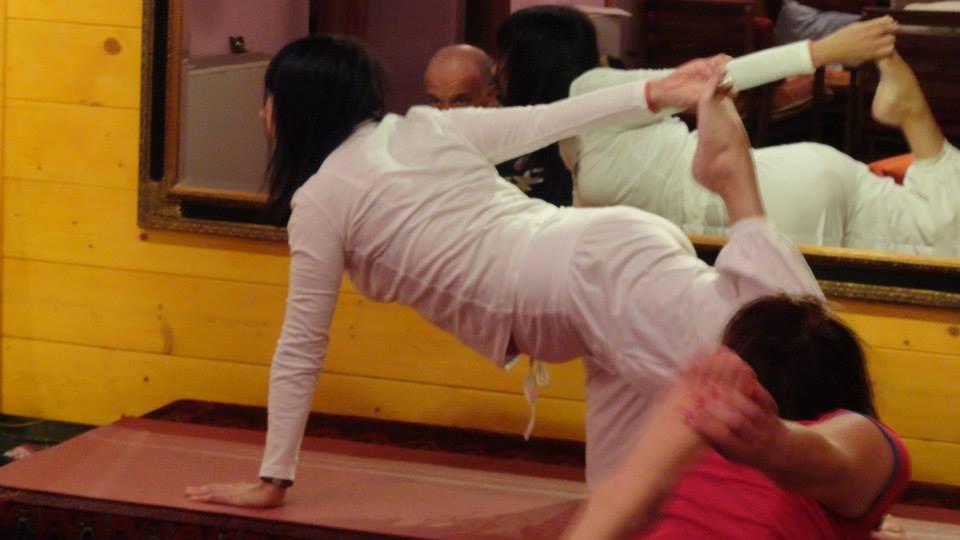Yoga nelle aziende