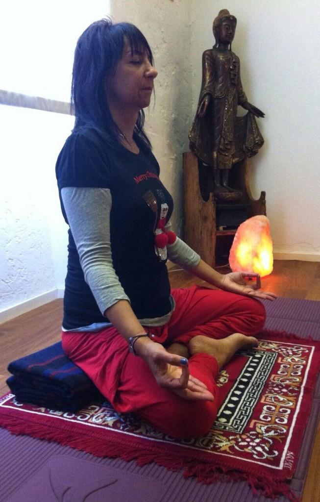 Come costruire la posizione meditativa